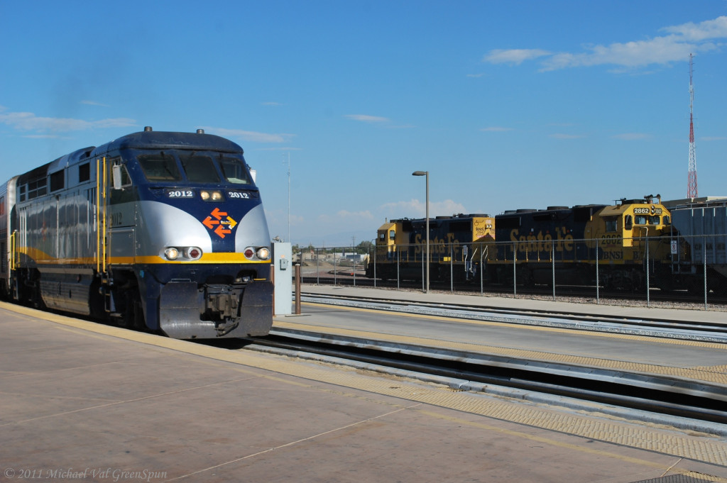CDTX 2012, BNSF 2947, BNSF 2862